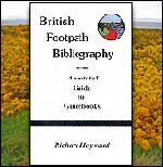 Image of British Footpath Bibliography