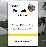 Image of British Footpath Guide Cornwall Coast Walk