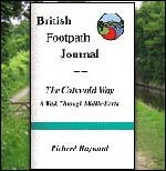 Image of British Footpath Journal The Cotswold Way