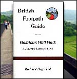 Image of British Footpath Guide Hadrian's Wall Walk