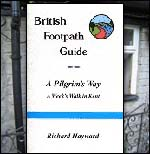 Image of British Footpath Guide A Pilgrim's Way